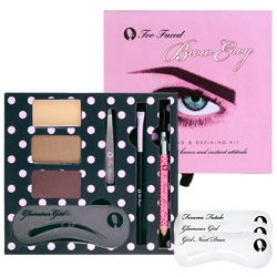 Too Faced Brow Envy - Brow Shaping & Defining Kit