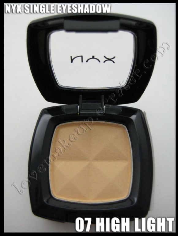 NYX Single Eye Shadow - Highlight
