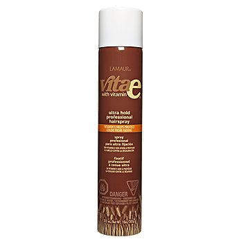 Lamaur Vitae/e - Unscented Ultra Hold Hair Spray