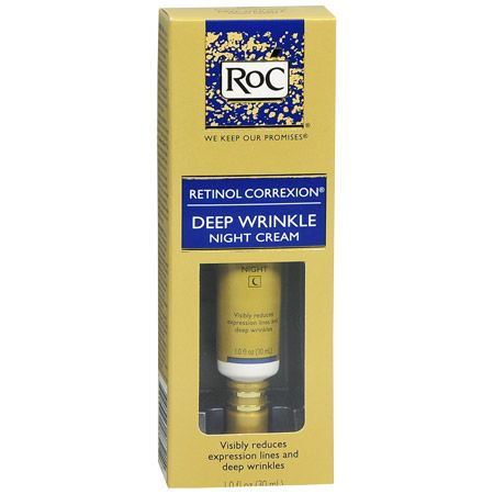 RoC Retinol Correxion Intensive Anti-Wrinkle Care - Night