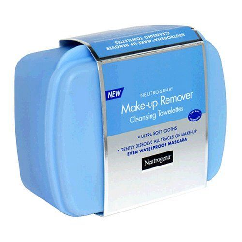 Neutrogena All-In-One Makeup Removing Cleansing Wipes