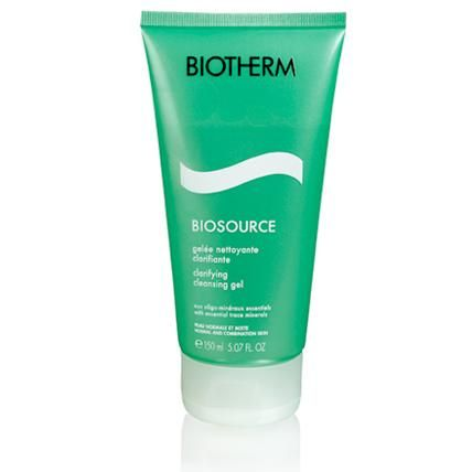 Biotherm Biosource Clarifying Cleansing Gel