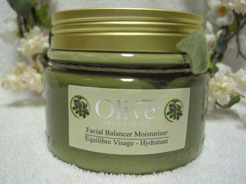 Olive Essence Facial Balancer Moisturizer