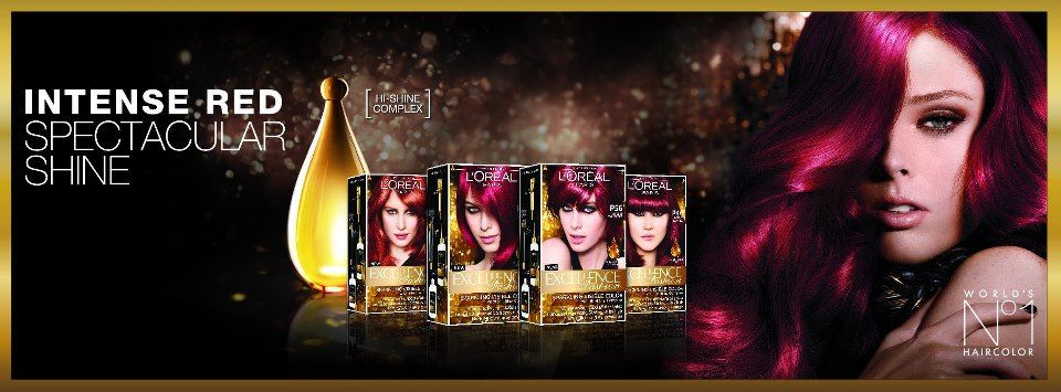 L'Oreal Excellence Fashion