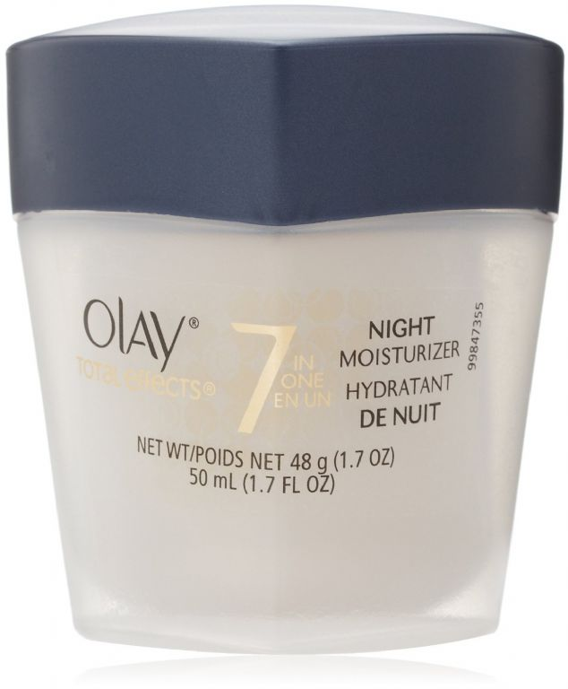 Olay Total Effects Tone Correcting Night Moisturizer