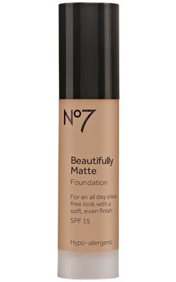 Boots  No7 - Beautifully Matte