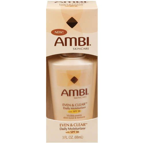 AMBI Even Clear Skincare Daily Moisturizer with SPF 30