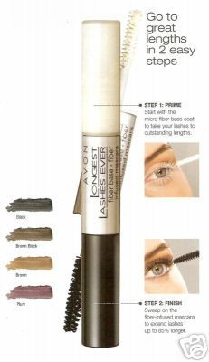 Avon Longest Lashes Ever Mascara [DISCONTINUED]