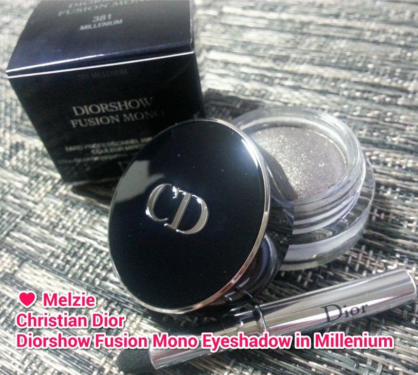 Dior Diorshow Fusion Mono Eyeshadow - Millenium