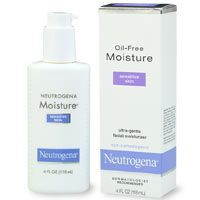 Neutrogena Oil-Free Moisture Sensitive Skin