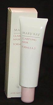 Mary Kay Clarifying Mask Formula 3