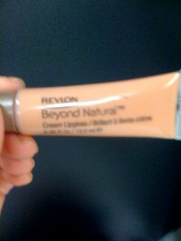 all reviews Natural colors Revlon Lipgloss,  [DISCONTINUED] Beyond natural Cream makeup all