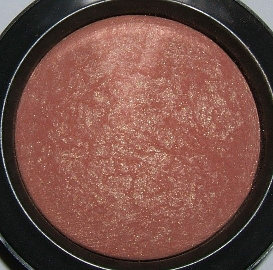 MAC Mineralize Blush - Nuance [DISCONTINUED]