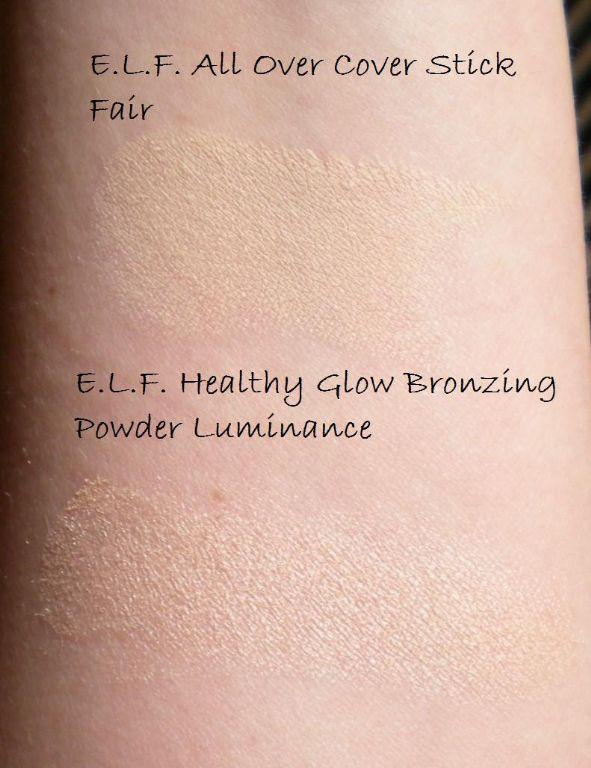 E.L.F. All Over Cover Stick in Fair