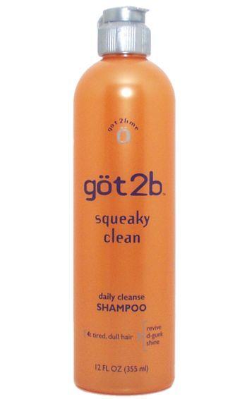 Got2B Squeaky Clean Shampoo