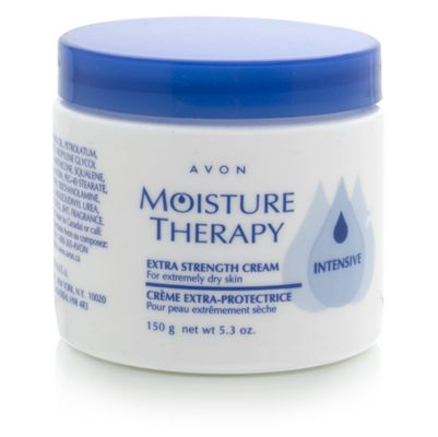 Avon Moisture Therapy Extra Strength Cream