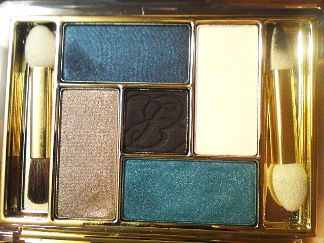 Estee Lauder Five Color Eyeshadow Palette - Blue Dahlia