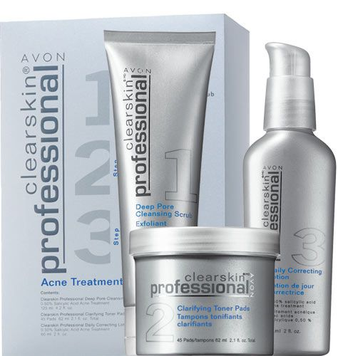 Avon Clearskin Professional 3 Step System