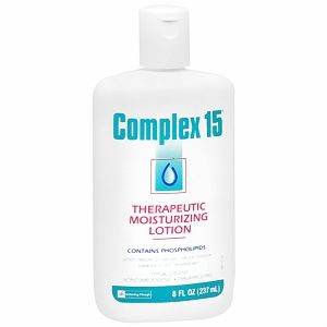 Complex 15 Therapeutic Moisturizing Lotion