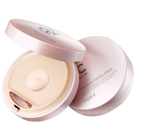 TheFACEShop Color Control CC Cream