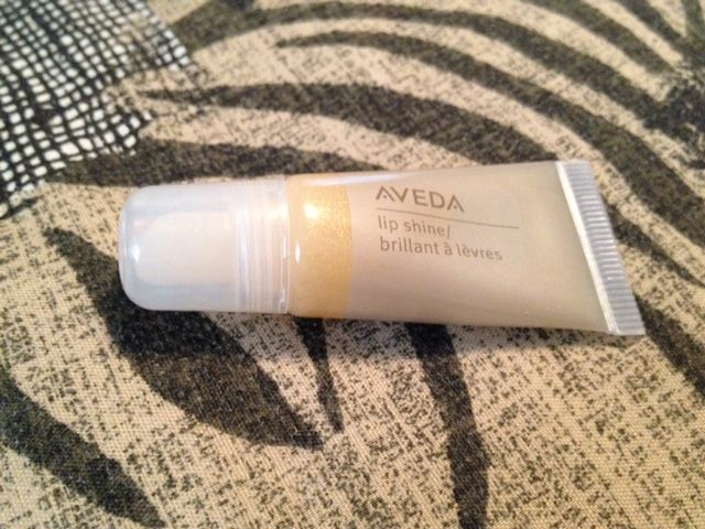 Aveda Lip Shine in Golden Prism