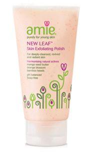 Amie New Leaf Skin Exfoliating Polish