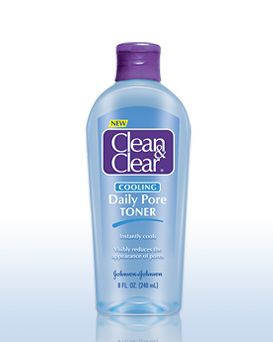 Clean & Clear Cooling Daily Pore Toner [DISCONTINUED]