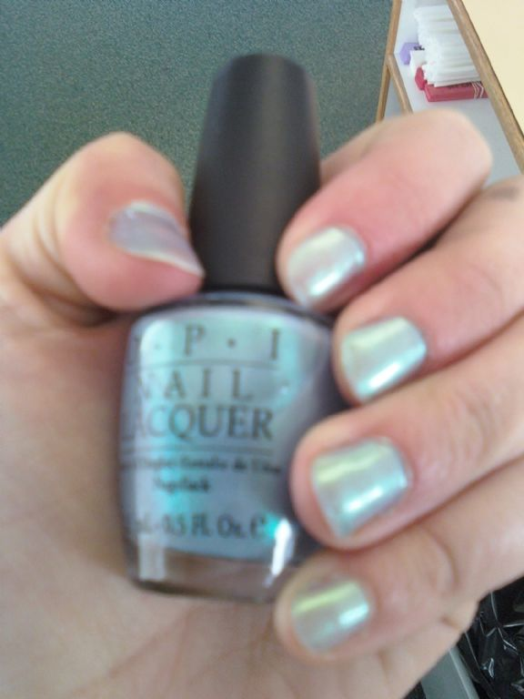 OPI Go on Green