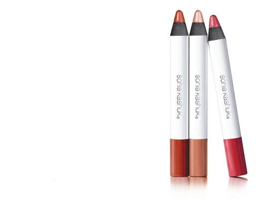 Sonia Kashuk velvety matte lip crayon