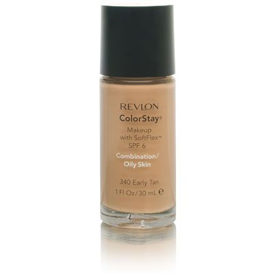 Revlon ColorStay Makeup [Reformulated Early 2013]