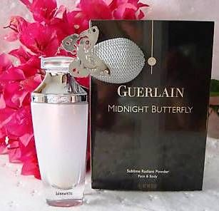 Guerlain Midnight Butterfly Sublime Radiant Powder
