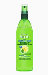 Garnier Fructis Daily Care Silky Secret Leave-In