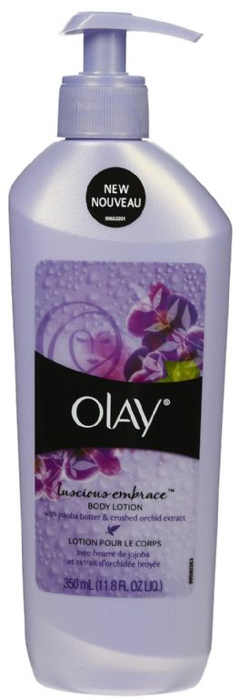 Olay Luscious Embrace Body Lotion