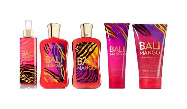 Bath and Body Works Bali Mango