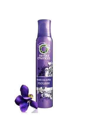 Clairol Herbal Essences Tousle Me Softly Mousse