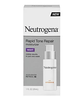 Neutrogena Rapid Tone Repair Night Moisturizer