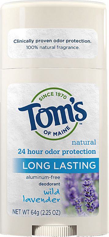 Tom's of Maine Natural Long Lasting Deodorant in Wild Lavender