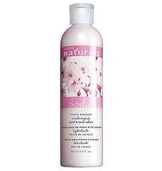Avon Naturals Cherry Blossom