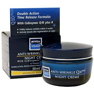 Nivea Q10 Night Cream