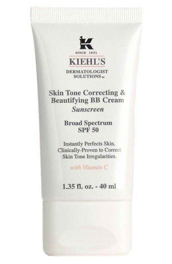 Kiehl's Skin Tone Correcting & Beautifying BB Cream