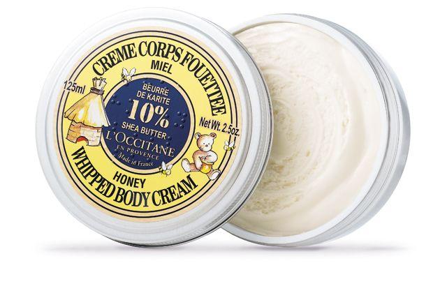 L'Occitane Shea Butter & Honey Whipped Body Cream