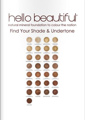 Anita Grant Hello Beautiful Mineral Foundation Powder