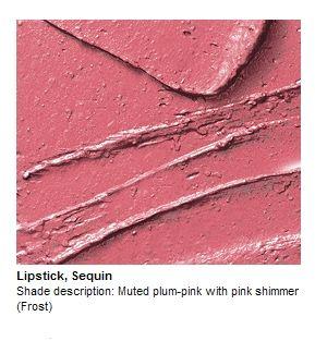 MAC Sequin Frost lipstick