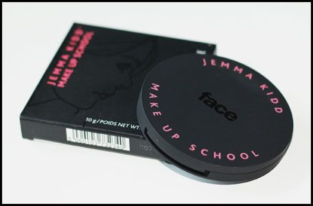 Jemma Kidd Makeup School Dewy Glow All Over Radiance Creme in Iced Gold