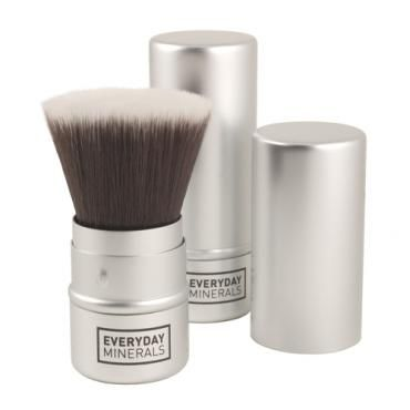 Everyday Minerals Retractable Flat Top Brush