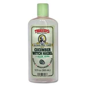 Thayers Alcohol-Free Cucumber Witch Hazel