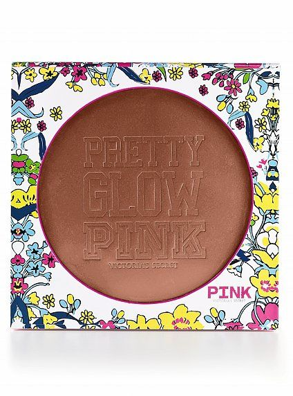 Victoria's Secret Pretty Glow Pink Face & Body Bronzer