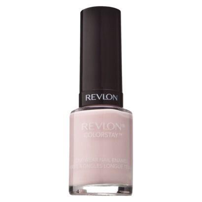 Revlon Colorstay Longwear Nail Enamel in Pale Cashmere