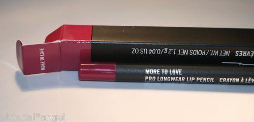 MAC Pro Longwear lip pencil - More to Love