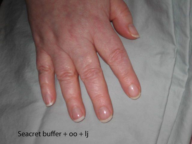 Seacret - nail buffer